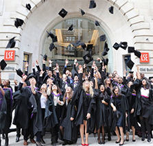 LSE ranked as one of the top universities in the world