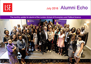 Alumni Echo - July 2016