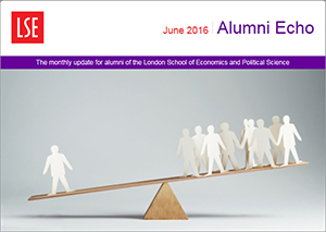 Alumni Echo - June 2016