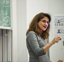 Alumna Minouche Shafik  appointed next LSE Director