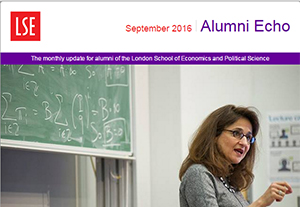 Alumni Echo - September 2016