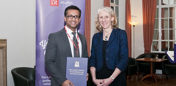 LSE Alumni - LSE Outstanding Alumni Volunteer Awards